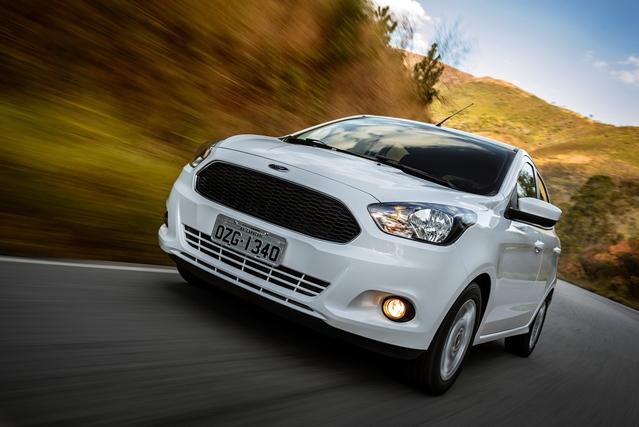 Une nouvelle Ford Ka confirmée pour l'Europe