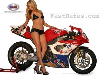 Moto & Sexy : miss Fast Date