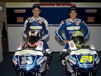 Moto GP: Gresini dévoile ses RC212V