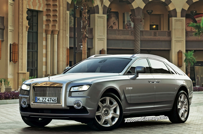 Un SUV Rolls-Royce peut-il exister ?