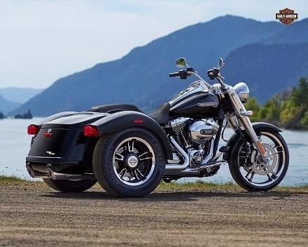 Nouveauté - Harley-Davidson: le dernier Trike s'appelle Freewheeler