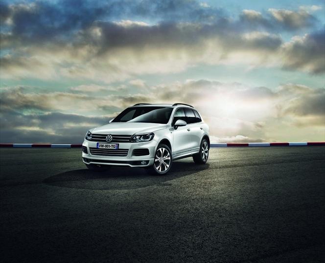 Volkswagen Touareg R-Exclusive : une nouvelle série spéciale pour le haut de gamme