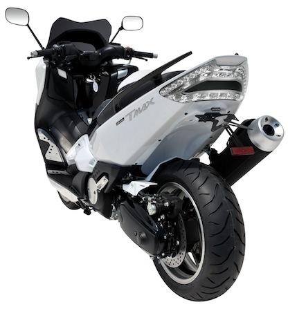 Ermax: les scooters ont eux aussi droit à un passage de roue!