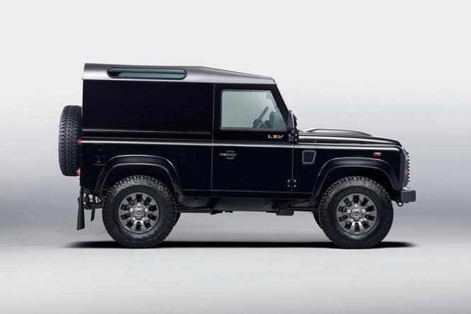 Le Defender LXV, une édition limitée pour les 65 ans de Land Rover