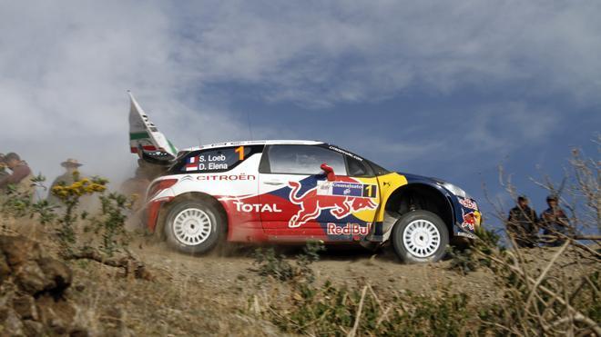 WRC Mexique final : Loeb est irrésistible