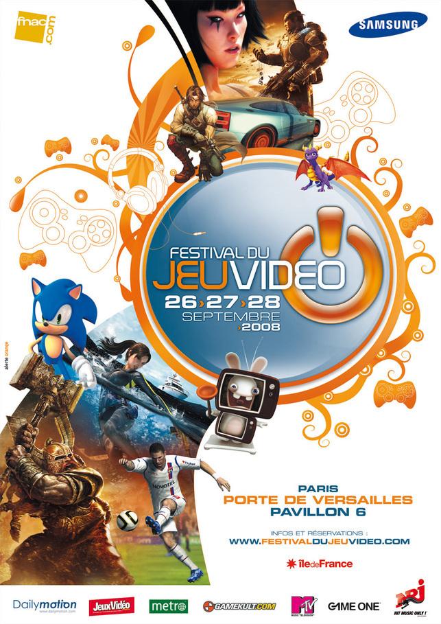 Festival du jeu vidéo, découvrez NFS Undercover et plus encore
