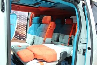 Citroën Space Tourer Hyphen : rock 'n' roll - En direct du salon de Genève 2016