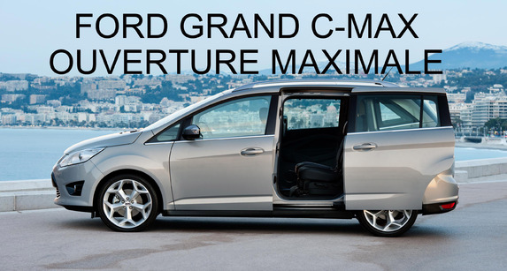 ford grand c max. Black Bedroom Furniture Sets. Home Design Ideas