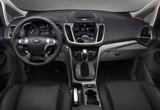 2014 Ford Fiesta Se Interior >> Ford Grand C-Max
