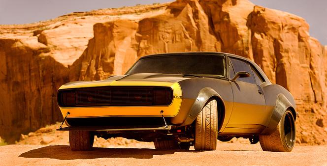 Transformers 4 : voici les nouveaux véhicules