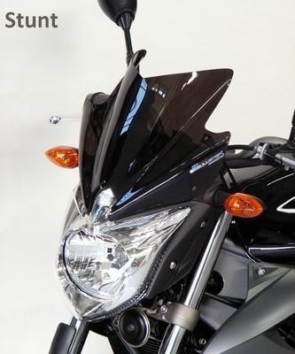 La XJ6 sous protection avec les saute-vents Bullster.
