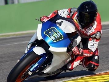Moto 2 - Test Valence D.2: De tout sur la piste