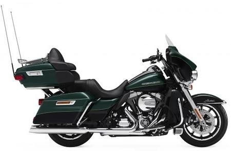 Nouveauté 2015, Harley-Davidson: Ultra Limited Low