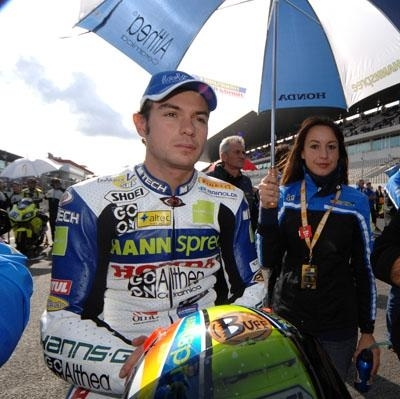 Superbike - Honda: Rolfo ne lâchera pas le morceau