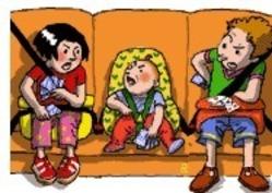 Départ en vacances  - Comment choisir les bons sièges enfants et bien les utiliser