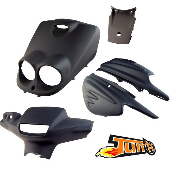Accessoires Tun'R : Kit carrosserie pour MBK Booster