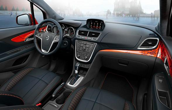 moscou 2014 opel mokka moscow edition. Black Bedroom Furniture Sets. Home Design Ideas