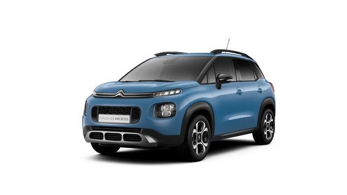 Citroën C3 Aircross: une série spéciale Sunshine