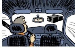 Départ en vacances  - Tous nos conseils pour rester vigilant au volant