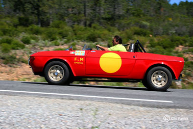 Découverte : Lancia Fulvia F&M Spécial 1969.1