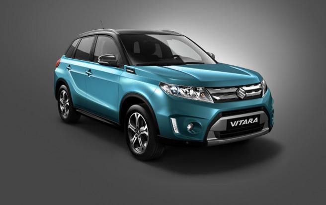 Guide des stands Mondial 2014 - Suzuki : Vitara, le retour