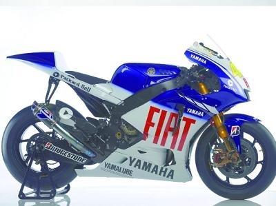 Moto GP - Yamaha: Rossi victime d'un accident domestique