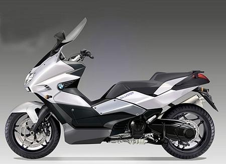 Exclu : BMW aura un gros scooter au catalogue fin 2011