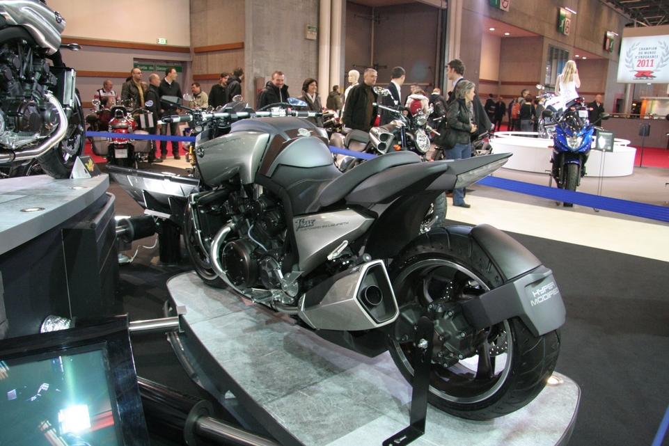Le salon de la moto : les coups de gueule, les coups de coeur