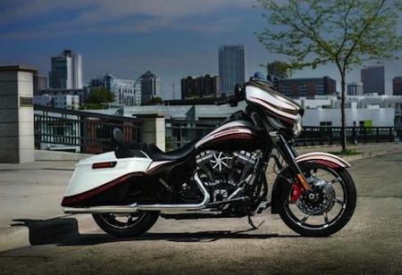 Nouveauté 2015, Harley-Davidson: Street Glide® Special
