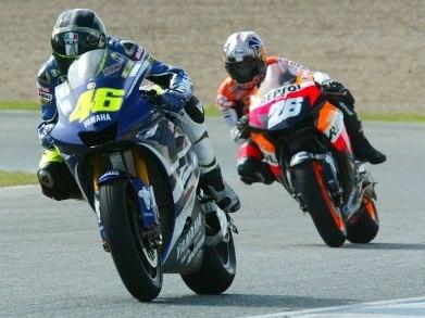 Moto GP: Jerez test IRTA: Rossi envoie un message