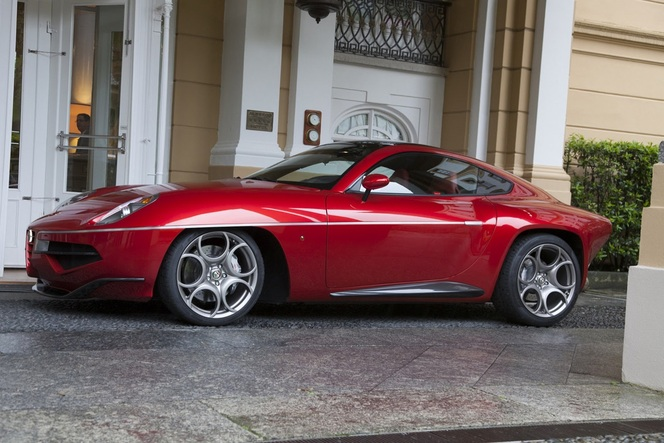 Ecoutez les Alfa Romeo Disco Volante Touring et TZ3 Zagato
