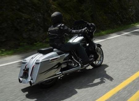 Nouveauté 2015, Harley-Davidson: CVO Street Glide®