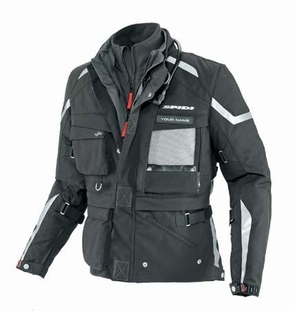 Nouveauté 2011: Spidi Ergo 365 Pro... peut-être la meilleure veste touring au monde...
