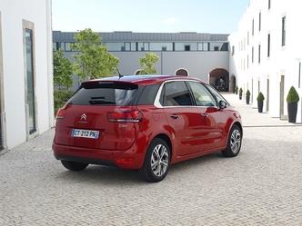 Citroën C4 Picasso : en avant-première, les photos de l'essai