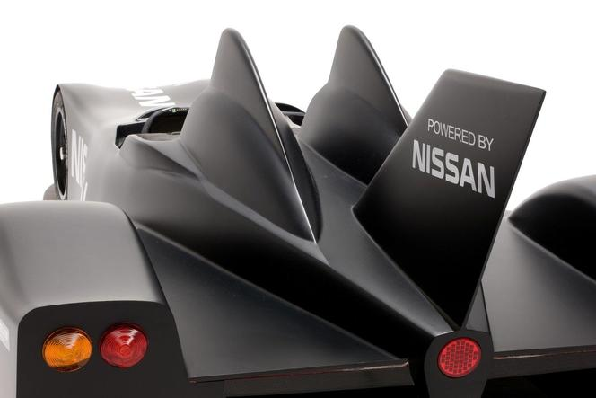 24 Heures du Mans - Nissan s'associe au projet DeltaWing (2 vidéos)