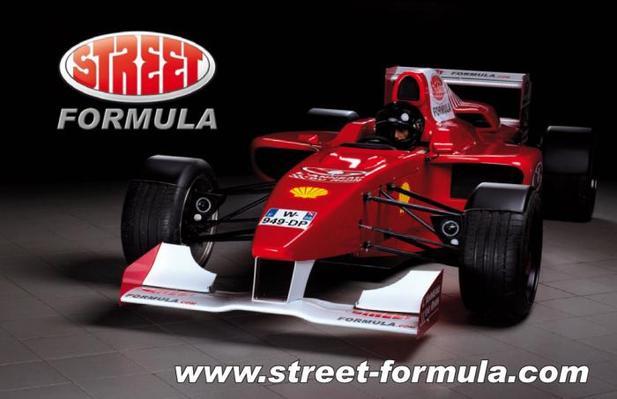 Voici la Street Formula, une monoplace pour la route et pour 3 pour 100 k€!