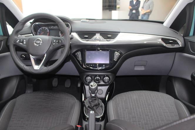 Vidéo - Opel Corsa 5 : présentation en avant-première, Caradisiac y était