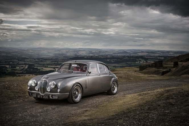 La Jaguar Mk2 selon Ian Callum