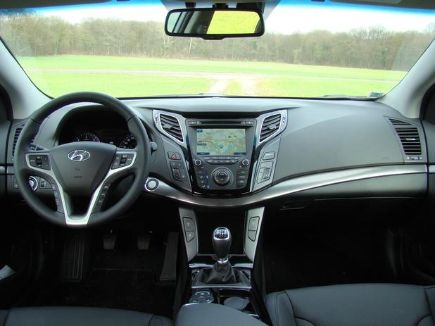 Essai - Hyundai i40 berline : de sacrés arguments à faire valoir !