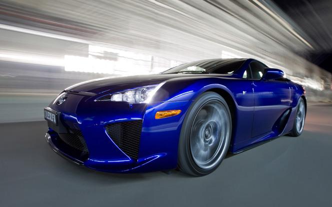 Lexus rend hommage à sa LFA en vidéo