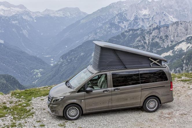 Salon de Düsseldorf - Mercedes présente son nouveau Marco Polo Activity