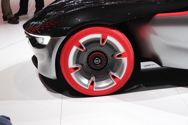 Opel GT Concept : espoir - En direct du salon de Genève 2016