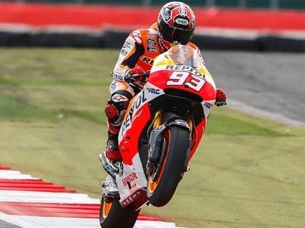 Moto GP – Grand Prix Hertz de Grande Bretagne: Marc Marquez reprend le rythme