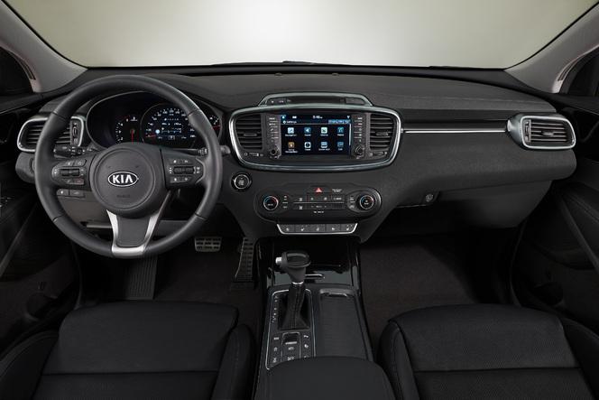 Mondial de Paris 2014 - Le nouveau Kia Sorento en première européenne