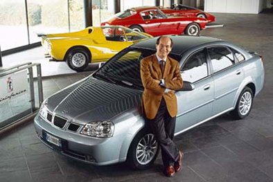 Lorenzo Ramaciotti, nouveau patron du design Fiat & Maserati