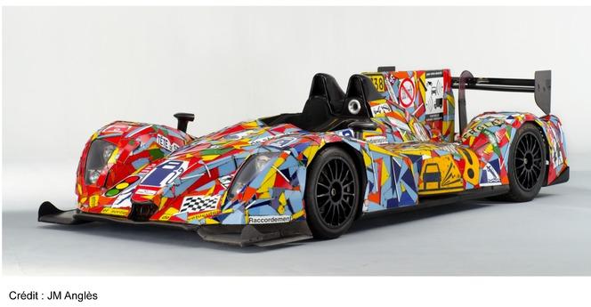 L'Art Car du OAK Racing se dévoile... dans la contrariété