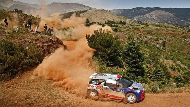 WRC Grèce Jour 2 : Latvala fait le boulot
