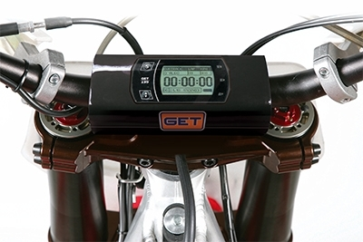 Chronomètre GPS pour machines tout terrain