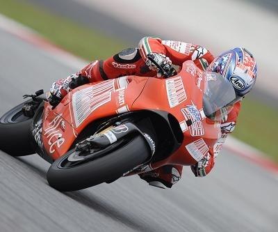 Moto GP - Ducati: Hayden apprend toujours