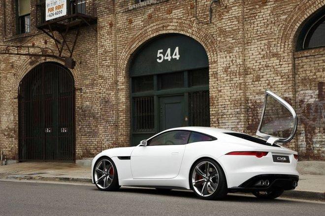 Jaguar : la C-X16 commercialisée dans deux à trois ans ?